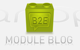 module blog b2evolution